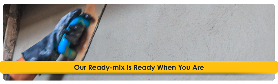 Our Ready-mix Is Ready When You Are | levelling concrete