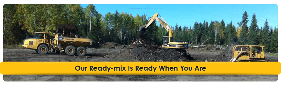 Our Ready-mix Is Ready When You Are | equipment